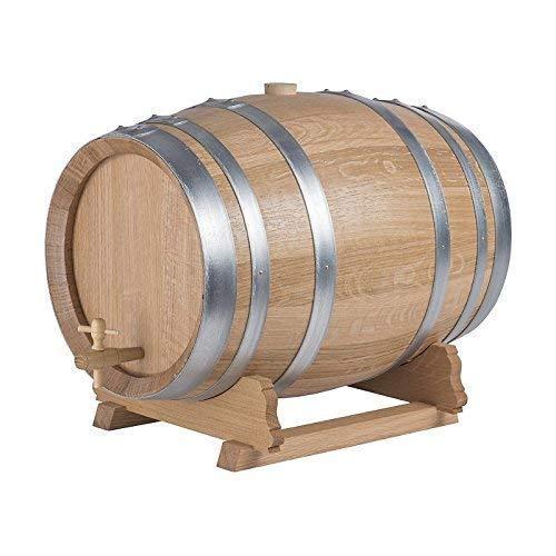 Barril de roble 10/20/50/100 litros - Roble búlgaro - Roble europeo - Whisky - Vino - Brandy - Grappa