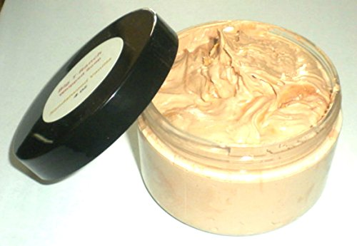 Foaming Bath Butter Whipped Soap - Soap in a Jar - Sandalwood Vanilla - Travel Soap - FREE U.S. SHIPPING - 4 oz - Gift for Mom by Big T Ranch