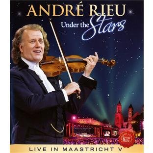 Blu-ray : Andre Rieu - Under the Stars (Blu-ray)