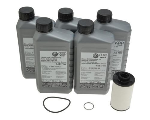 OEM VW AUDI VAG DSG FLUID CHANGE SERVICE KIT by Volkswagen