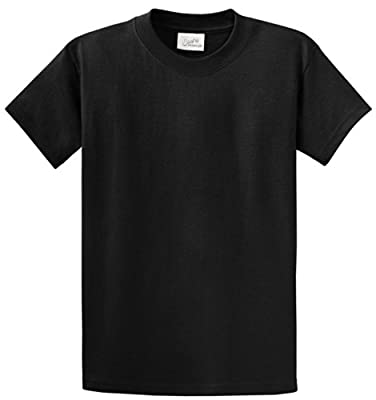 Joe's USA - Big Mens Size Five Extra Large T-Shirts-5XL Tee Shirts in 54 Colors