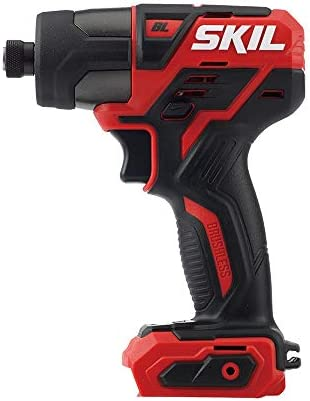 SKIL PWRCore 12 Brushless 12V 1 4 Inch Hex Cordless Impact Driver, Bare Tool – ID574401