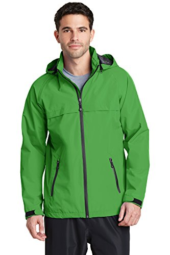 Port Authority Torrent Waterproof Jacket J333 Vine Green -