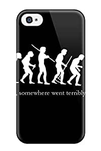 Iphone Case - Tpu Case Protective For Iphone 4/4s- Funnys
