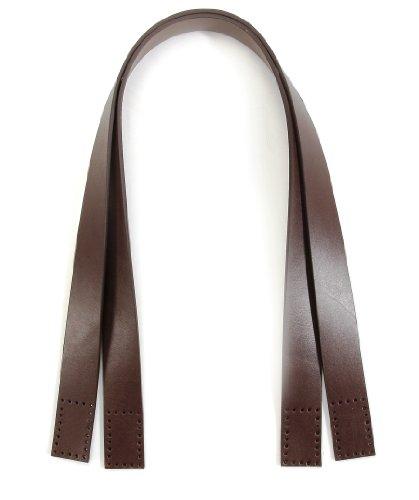 byhands Genuine Leather Purse Handles/Bag Strap, 24.2