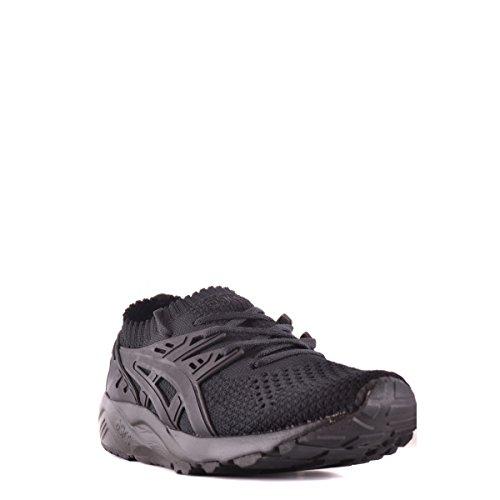 para Negro Asfalto Entrenamiento Zapatos Trainer Asics Kayano Carrera Hombre en de Knit Gel de wnOfaYqP