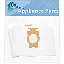 2 Replacement Kirby Kirby Heritage II Vacuum Bags - Compatible Kirby 204811, Universal Vacuum Bags. Fits Style F, Twist and Sentria Models.