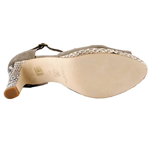 Taupe Paris Fashion Women's Exclusif Sandals gzB1n1Ox