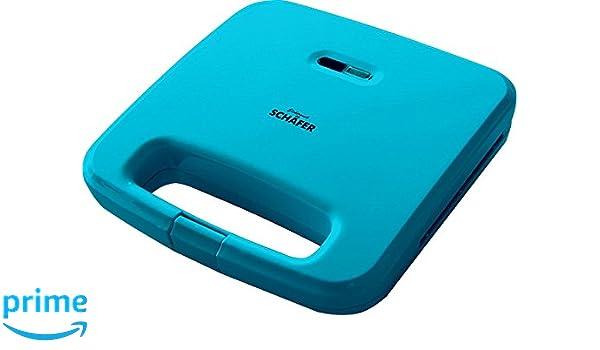 Grill – Pastor en colores azul 700 W: Amazon.es: Hogar