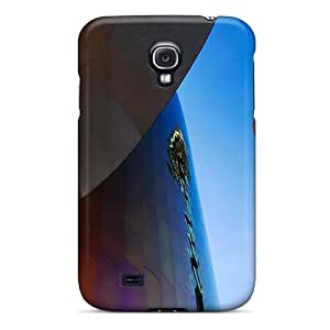 Protection Cases For Galaxy S4 / Cases Covers For Galaxy(space Needle Tower Seattle)