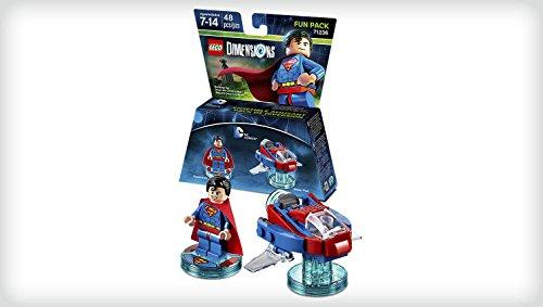 LEGO Dimensions Superman Fun Pack DC Comics 71236