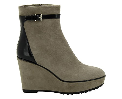outlet fashionable pictures online Tod's Women's XXW0QF0F66024T176K Grey Suede Ankle Boots huge surprise cheap price cheap sale best sale 4UTamsi
