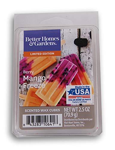 Better Homes & Gardens Berry Mango Freeze 2019 Edition Wax Cubes
