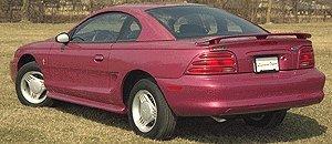 Cadillac Seville Rear Spoiler 1998 1999 2000 2001 2002 2003 2004 - Painted - WA529F Dark Bronzemist Metallic -  Razzi, C_Razzi-353-3N_71