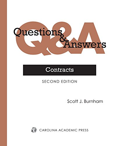 Questions & Answers: Contracts (2014)