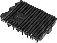 Barbell Brush Oxepleus 360 Barbell Brush Flexible Cleaner for Barbell and Kettlebell (Nylon BRISTLE)