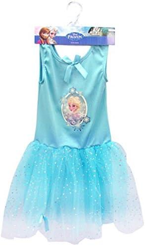 Disney – Frozen: El Reino del Hielo – Disfraz Elsa – Tamaño M 5-6 ...