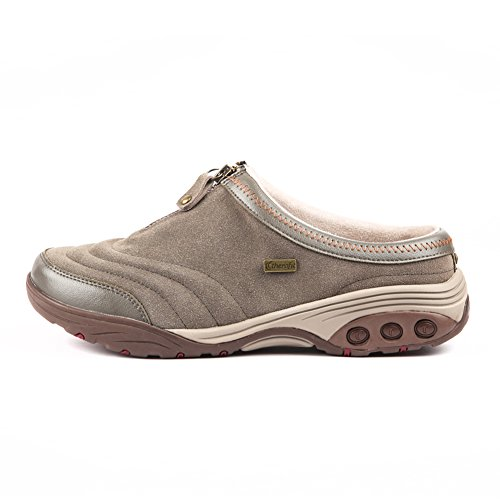 Women Dallas Therafit foot Olive For Clog Fasciitis Slip s On Shoe Plantar Pain Suede ff5Unrx1