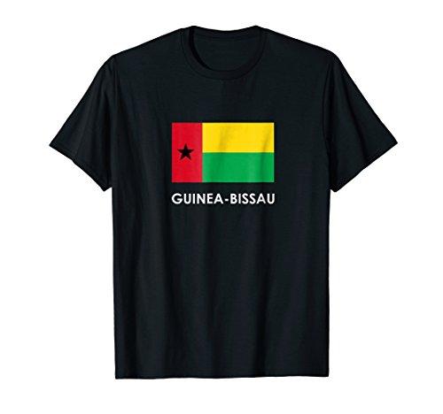 GUINEA BISSAU Flag T Shirt