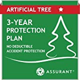 Assurant 3YR Artificial Pre-lit Tree Protection Plan $125-149