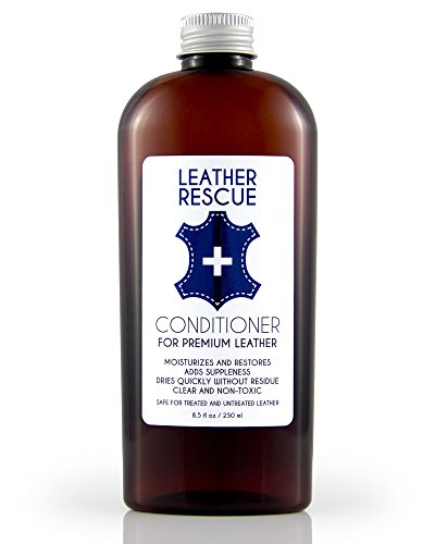 Leather Rescue Leather Conditioner and Restorer (Leather Conditioner Boots)