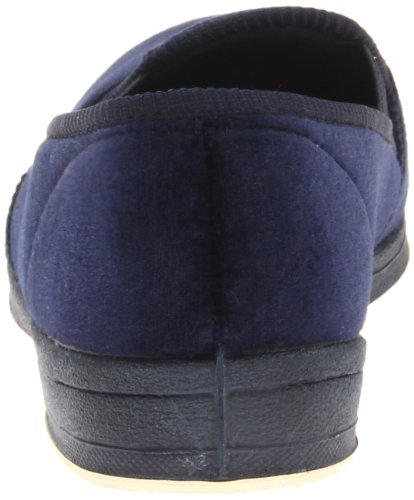 Foamtreads Navy Foamtreads Debbie Slippers Navy Slippers Velour Debbie Velour Foamtreads wtafxq
