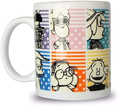 Amazon.com: Mafalda 11oz Coffee Ceramic Mug Taza Argentina ...