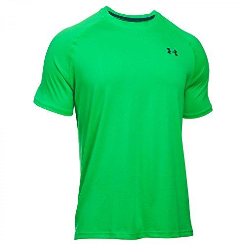 Under Armour Herren UA Tech Short Sleeve T-Shirt NNL//NVT XS