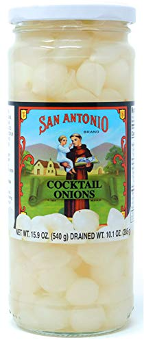 - Spanish Cocktail Onions, 15.9 Ounce