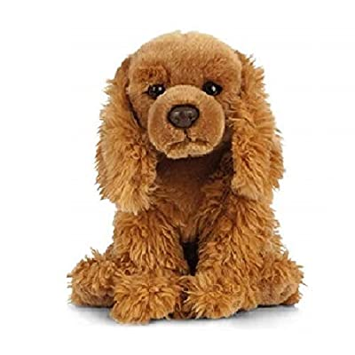 Collectible English Cocker Spaniel - Plush Dog - Cute Soft Stuffed Animal 12\'\': Toys & Games [5Bkhe0300945]