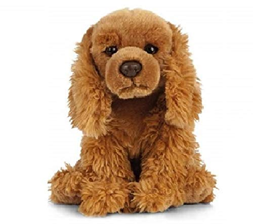 Collectible English Cocker Spaniel - Plush Dog - Cute Soft Stuffed Animal 12'' ()
