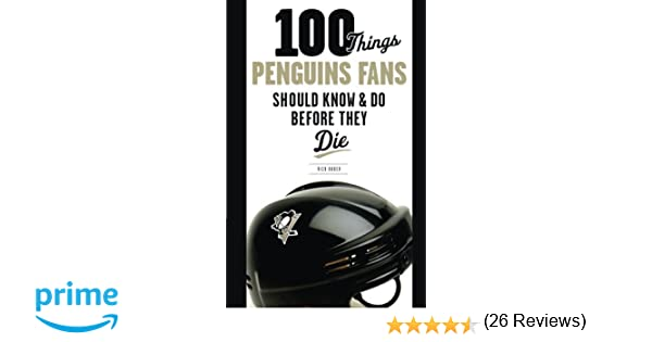 Amazon pennsylvania united states books philadelphia 100 things penguins fans should know do before they die 100 things fandeluxe Choice Image