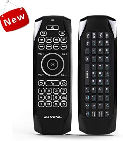 AuviPal Universal Keyboard Programmable Raspberry product image
