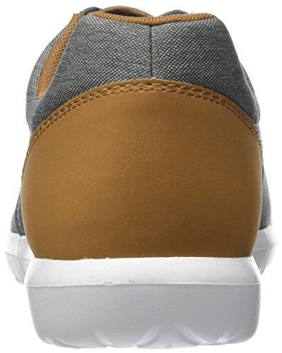 Sportif Tones Gris 2 Denim Dynacomf Grey Zapatillas COQ Le para Hombre pI5S8qtwx