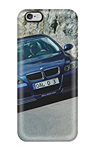 Rugged Skin Case Cover For Iphone 6 Plus- Eco-friendly Packaging(bmw Alphina Wallpaper)