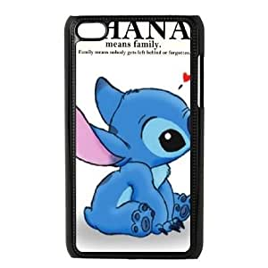 Lilo and Stitch Qutoes For Ipod Touch 4 Phone Cases HTY907290