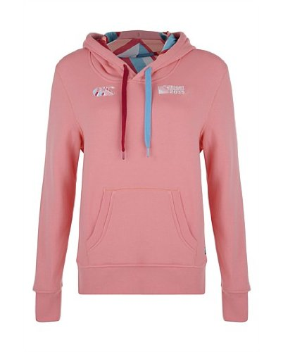 Canterbury Women's Rugby World Cup Endurance Pullover Hoody Multicoloured (Canterbury Womens Rugby)