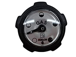 Kelch 7J203657 Gauged Golf Cart Gas Cap for Ezgo Columbia Some Harleys