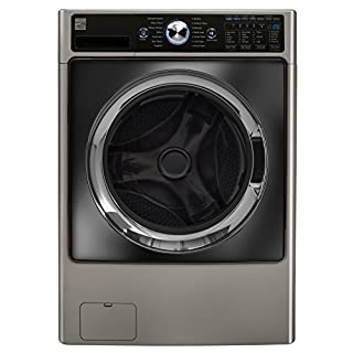 Kenmore Elite 41003 4.5 cu. ft. Front Load Combination Washer/Dryer in Silver, includes delivery and hookup (B074BZDH3X) | Amazon price tracker / tracking, Amazon price history charts, Amazon price watches, Amazon price drop alerts