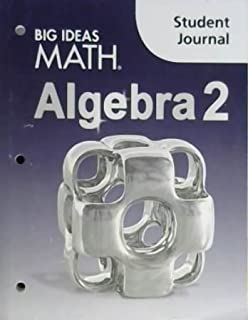 math worksheet : amazon  big ideas math algebra 2 common core student edition  : Big Ideas Math Worksheets