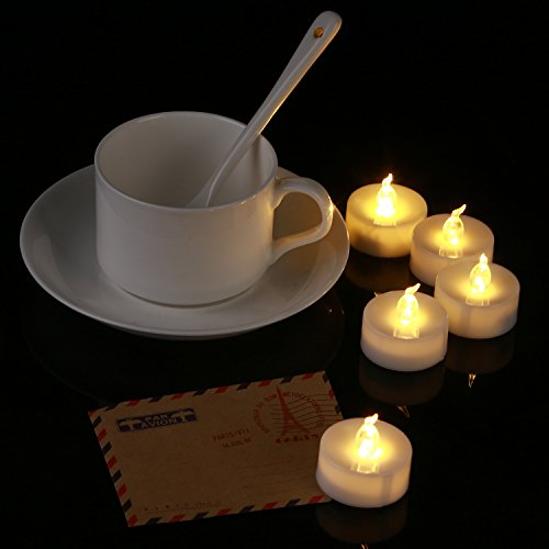 how to pack tea light candles
