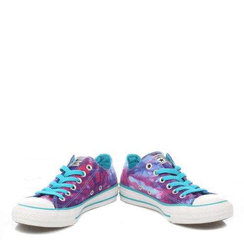 Converse - Zapatillas de lona para mujer multicolor