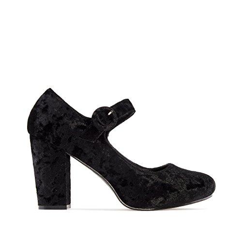 Machado Diferentes Zapato 42 para 35 y Materiales Mary en 32 as Mujer Jane Negro Peque Grandes AM5197 Tallas 45 Andres YxnWZBdd