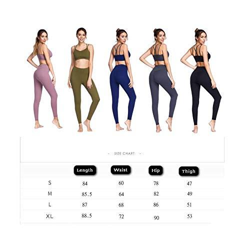 Seamless Fitness Pants Yoga Sports Women Energy Gsyjk Compression Pant Gym High Tight Waist Elastic Leggings Running Gray 57Pxqwtvx