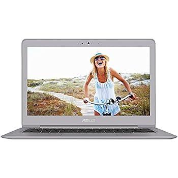 [2017 Version] ASUS ZenBook UX330UA-AH5Q 13.3-inch QHD+ Ultra-Slim Laptop (Core i5 Processor, 8GB DDR3, 256GB SSD, Windows 10), Harman Kardon Audio, Backlit keyboard, Fingerprint Reader