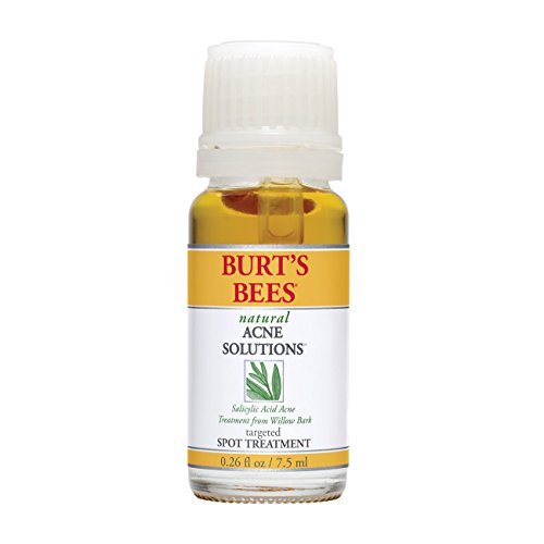 Price comparison product image Burt's Bees Natural Acne Solutions Targeted Spot Treatment. 0.26 Ounces