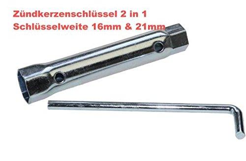 Zü ndkerzenschlü ssel M16 und M21 Universal Citomerx