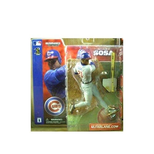 McFarlane Sportspicks: MLB Series 1 Sammy Sosa (Chase Variant) Action Figure