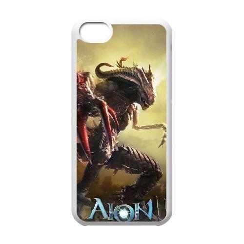 K8T35 Aion The Tower of Eternity P9H9MB coque iPhone 5c cellulaire cas de téléphone couvercle coque blanche IJ1ZYA5JZ