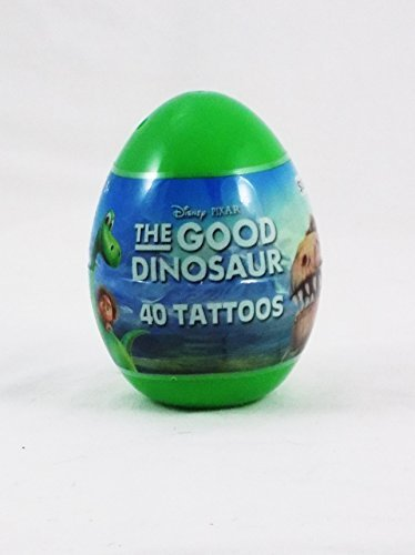Disney Pixar The Good Dinosaur 40 Tattoos Easter Egg -